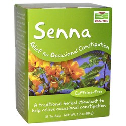 Now Foods Senna Tea