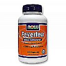 Now Foods Feverfew 400 mg