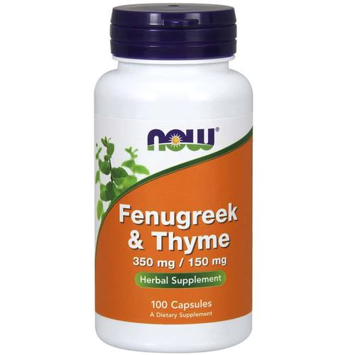 Fenugreek and Thyme
