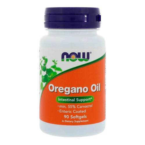 Now Foods Oregano Oil 181 mg - 90 Softgels - 34448_front2020.jpg