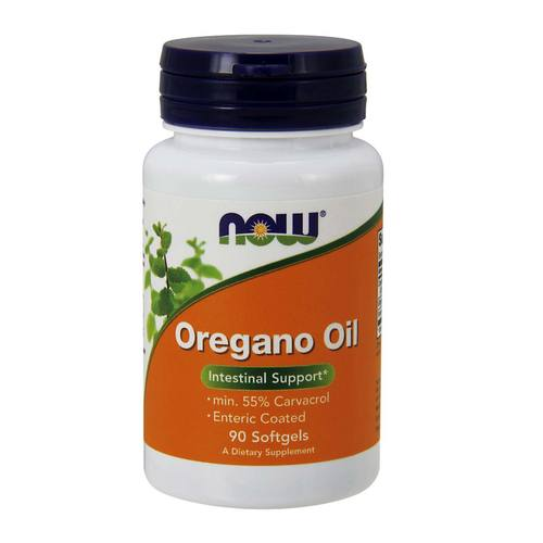 Oregano Oil Softgels