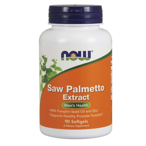Now Foods Saw Palmetto 80 mg  - 90 Softgels