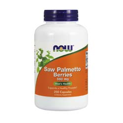 Now Foods Saw Palmetto Berry 550 mg