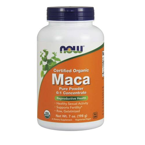 Organic Maca Pure Powder