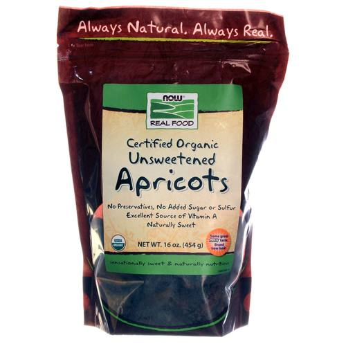 Now Foods Organic Dried Apricots  - 1 lb - 20120926_162.jpg