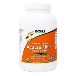 Now Foods Organic Acacia Fiber Powder