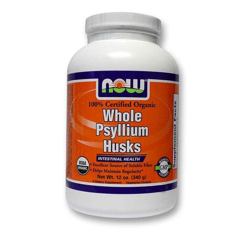 Organic Whole Psyllium Husks