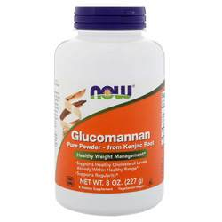 Now Foods Glucomannan Powder