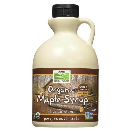 Organic Maple Syrup - Grade A (Dark Color)