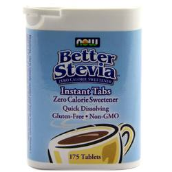 Now Foods BetterStevia Instant Tabs