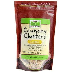 Now Foods Crunchy Clusters