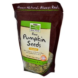 Now Foods Raw Pumpkin Seeds