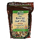 Now Foods Raw Energy Nut Mix - Unsalted - 1 lb