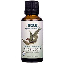 Now Foods Organic Eucalyptus Oil