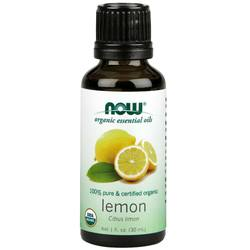 Now Foods Organic Lemon Oil