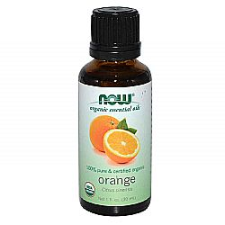 Now Foods Organic Orange Oil