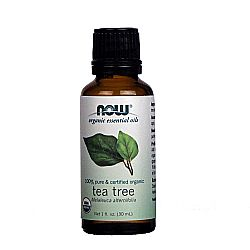 Now Foods Organic Tea Tree Oil