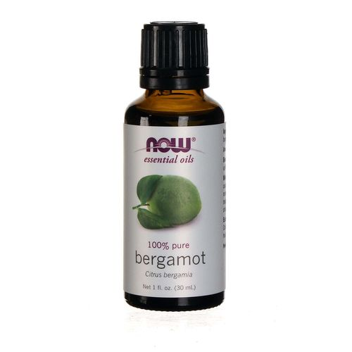 Now Foods 100% Pure Essential Oil Bergamot - 1 fl oz - 20120712_323.jpg