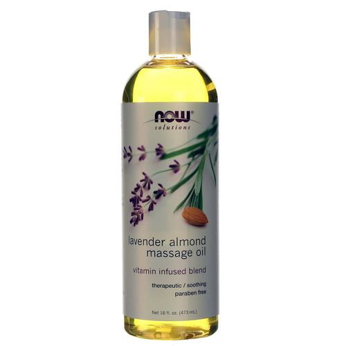 Lavender Almond Massage Oil