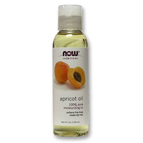 Now Foods Apricot Oil Review