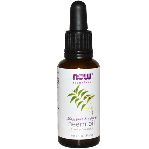Now Foods 100% Pure  Natural Essential Oil Neem - 1 oz - 34751_01.jpg