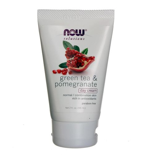 Green Tea and Pomegranate Day Cream