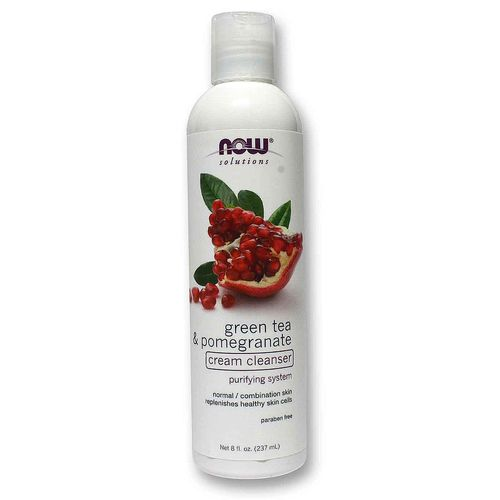 Green Tea Pomegranate Facial Cream Cleanser