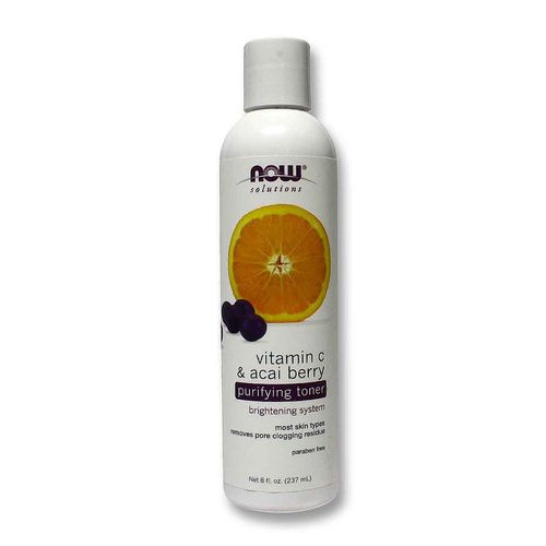 Vitamin C and Acai Berry Purifying Toner
