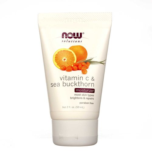 Vitamin C and Sea Buckthorn Moisturizer