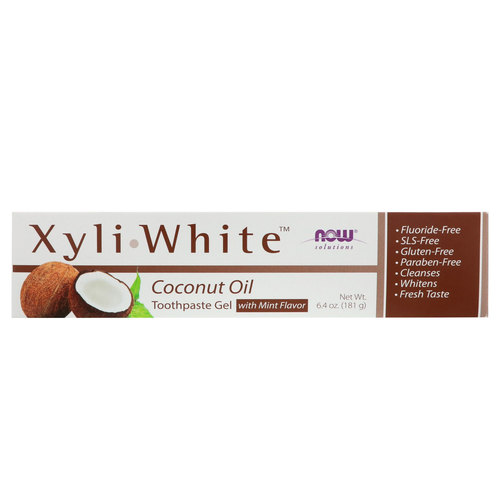 XyliWhite Toothpaste Gel Coconut Oil