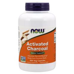 Now Foods Activated Charcoal