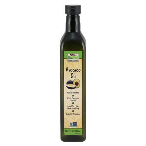Now Foods Avocado Oil  - 16.9 fl oz - 353030_front.jpg