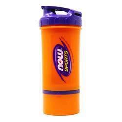 Now Foods 3 in 1 Sports Shaker Bottle