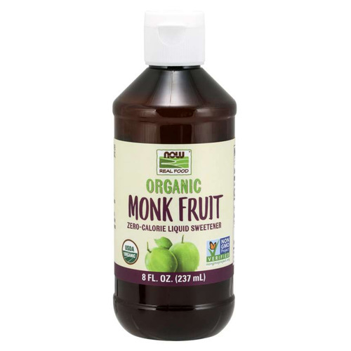 Now Foods Organic Monk Fruit Liquid - 8 fl oz - 354721_front.jpg