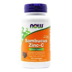Now Foods Sambucus Zinc-C