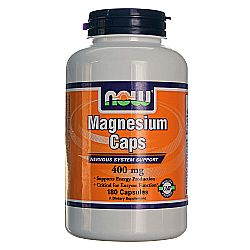Now Foods Magnesium Caps