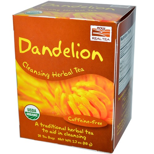 Dandelion Cleansing Herbal Tea