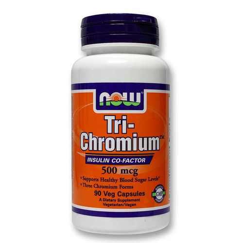 Tri-Chromium 500 mcg plus Cinnamon