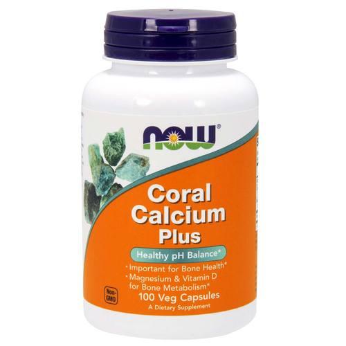coral calcium 500mg plus vitamin d & magnesium