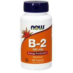 Now Foods B-2 100 mg