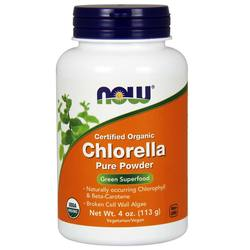 Now Foods Chlorella Pure Powder