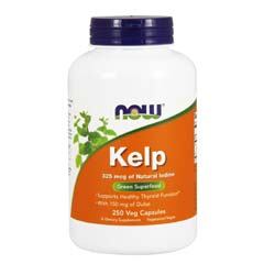 Now Foods Kelp Caps 325 mg