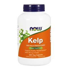 Now Foods Kelp Caps 325 mg