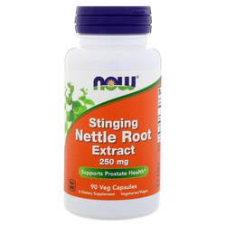 Now Foods Stinging Nettle Root Extract 250 mg