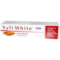 Now Foods XyliWhite Toothpaste Gel