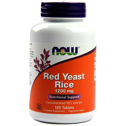 Red Yeast Rice Extract 1200 mg