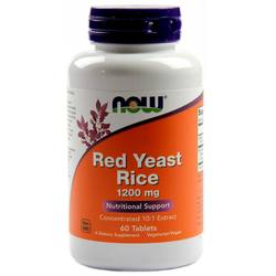Now Foods Red Yeast Rice Extract 1200 mg