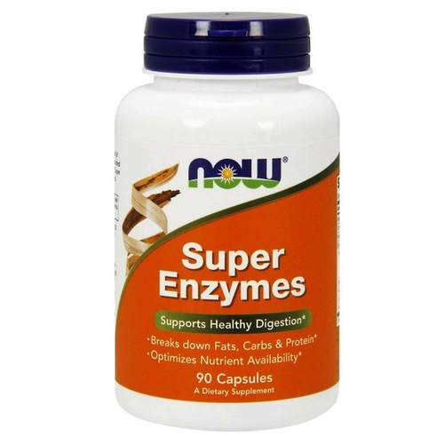 Super Enzyme Caps