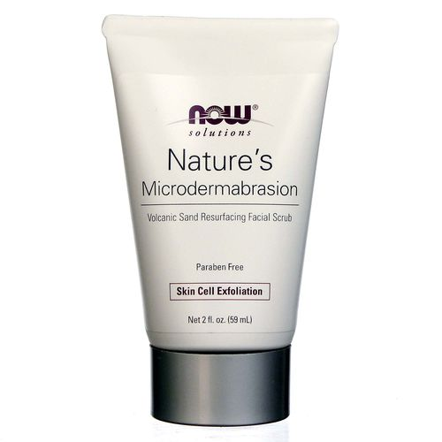 Nature's Microdermabrasion Facial Scrub