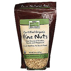 Now Foods Organic Pine Nuts